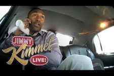 VIDEO: Amar'e and Kimmel prank Metta World Peace