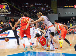 Meralco, Air 21 Fight to Go Above .500