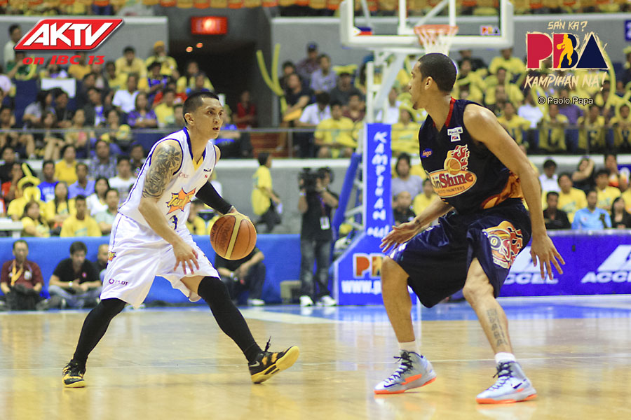 Betting and Blitzing: Game 1 of the Philippine Cup Finals