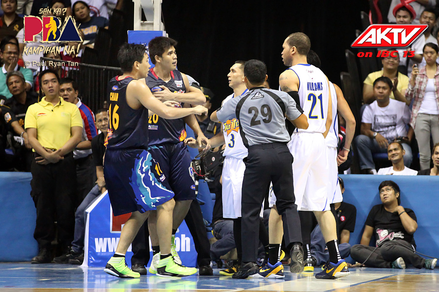 PBA Finals Game 2: Rain or Shine Try to Equalize Series