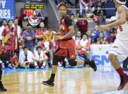 SLAM Sneaker Watch PBA Finals: Chris Ross brings out some unexpected Jordans
