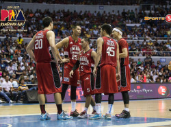Barangay Ginebra's Recovery from Disappointing Semis Exit Starts Against Barako Bull