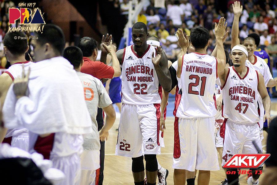 Barangay Ginebra San Miguel's 'Holy Weeks': How They're Turning Things Around