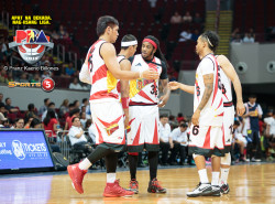 Slowly but surely, San Miguel Beer is finding its footing this Governors' Cup