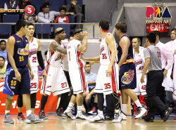 Rain Or Shine Forces Sudden Death Game 5 Versus Alaska