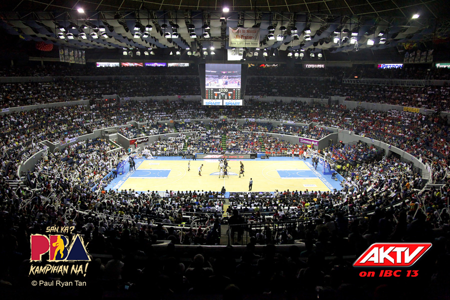 Top 10 PBA Games for October