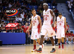 The NCAA is the Red Lions' jungle