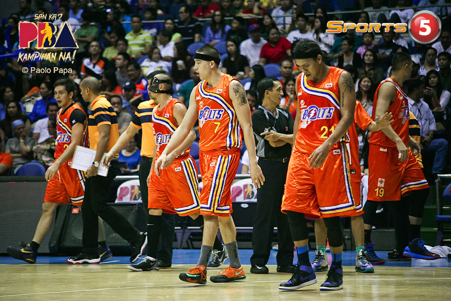 2013-14 PBA Philippine Cup Preview: Meralco Bolts