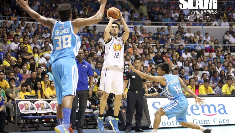 Injuries force Larry Fonacier to beg off from Gilas pool