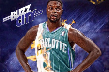 PHOTO: Lance Stephenson burns off Pacers jersey, puts on Hornets colors