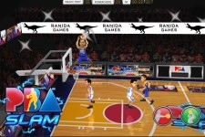 There's an NBA Jam-esque PBA game coming out soon for your mobile device