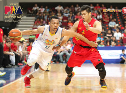 Streaking TNT Take on Struggling Barako Bull