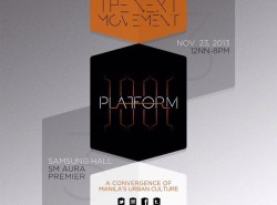 Platform Show III: The Next Movement