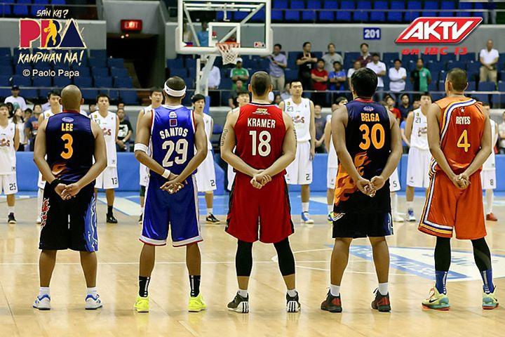Pba basketball uniform