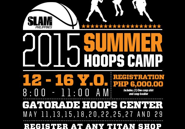 SLAM Summer Hoops Camp is back for young ballers wanting to improve