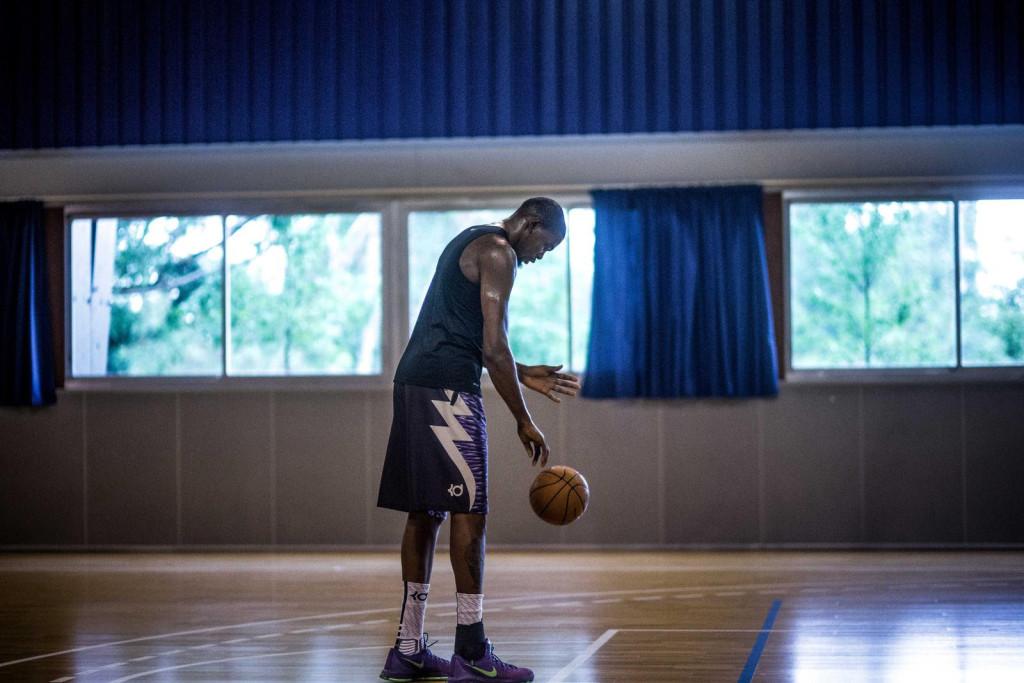 Kevin Durant Eurotrip Nike - 33