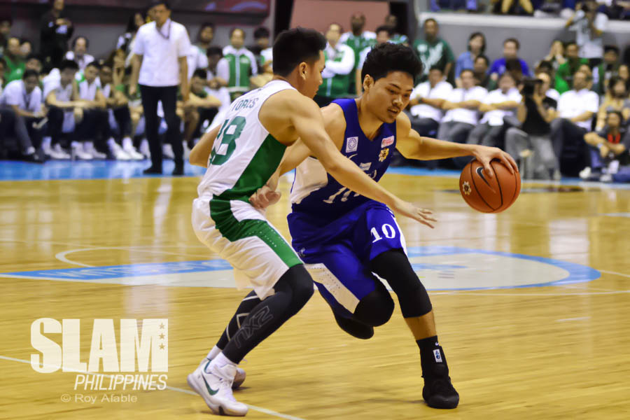 UAAP - ADMU vs DLSU - November 8, 2015 - RA - 20