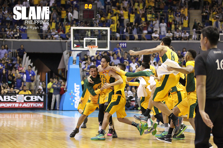 UAAP - FEU vs ADMU - November 22, 2015 - 10