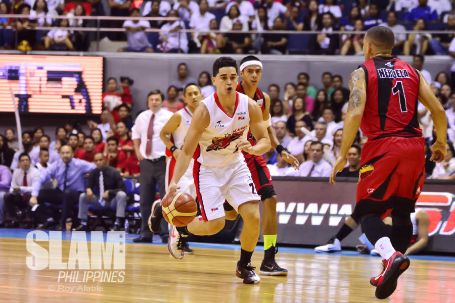 SLAM Sneaker Watch: 2015-16 PBA Philippine Cup Finals