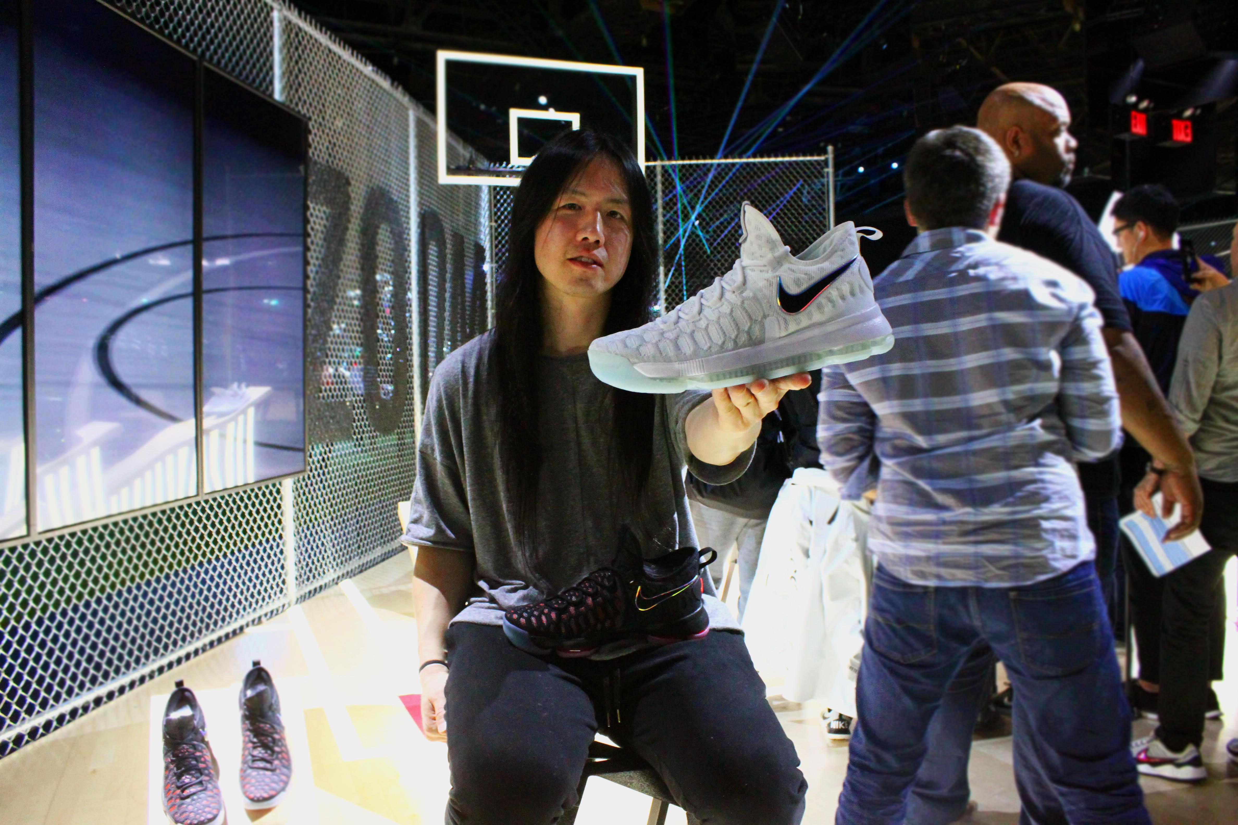SLAM PH exclusive: Nike designer Leo Chang breaks down the Nike Air Zoom KD9  - SLAMonline Philippines
