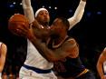 LeBron James vs Carmelo Anthony