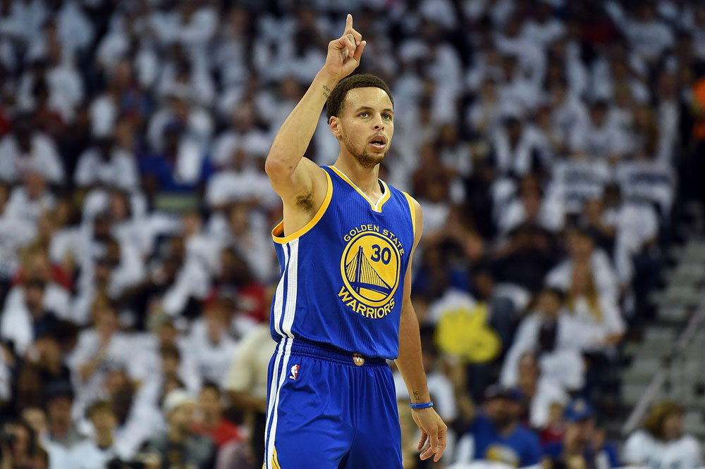 Stephen Curry improving but still questionable for game ...