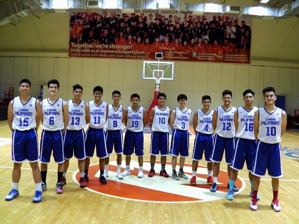 2016 SEABA Batang Gilas U18