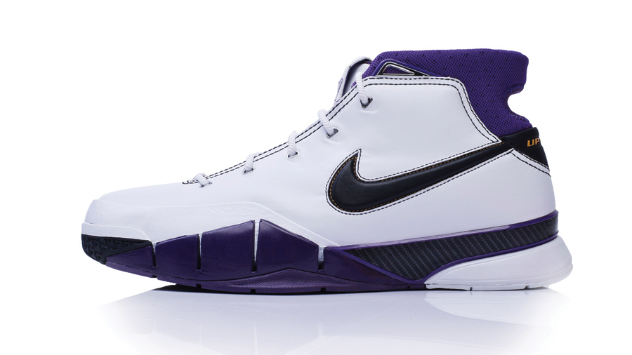 Kobe's kicks: Eight of the best sneakers the Black Mamba has ever laced up