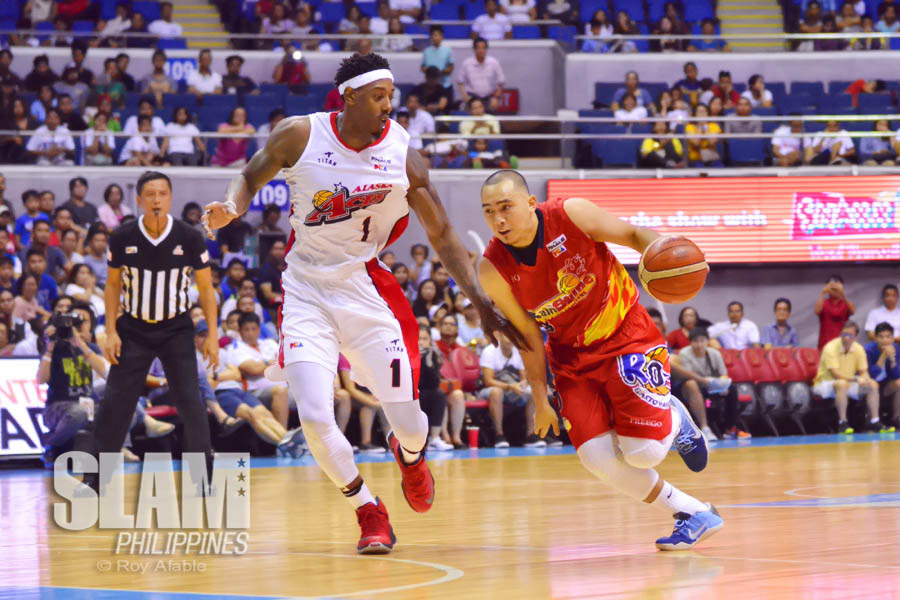 PBA - Rain or Shine vs Alaska - May 8, 2016 - RA - 1