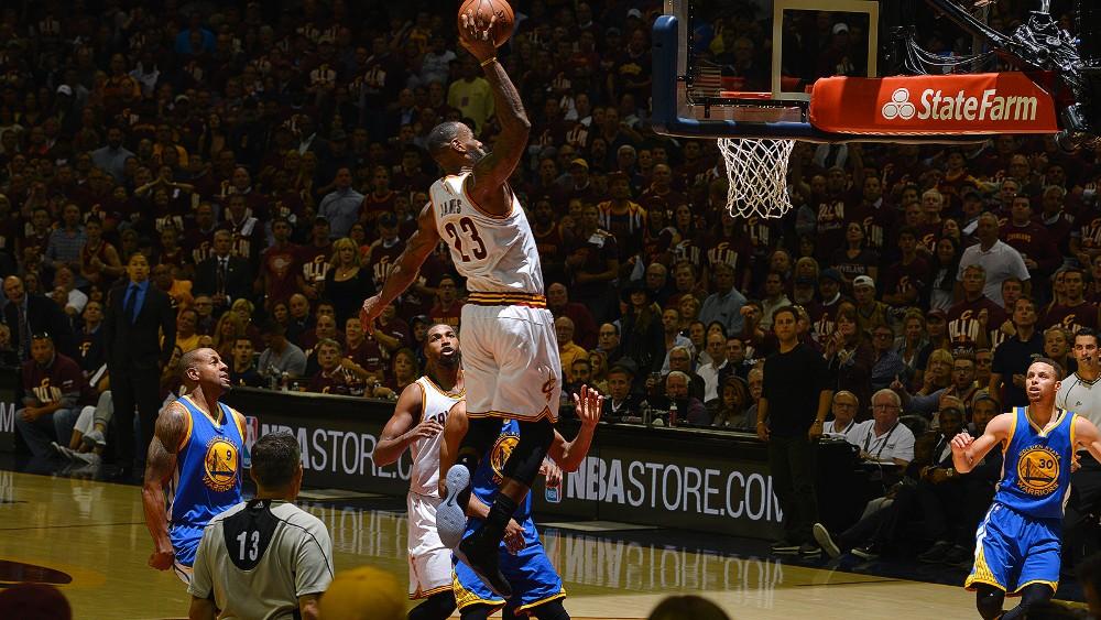 NBA Finals: Warriors vs. Cavaliers Game 3 recap, full ...