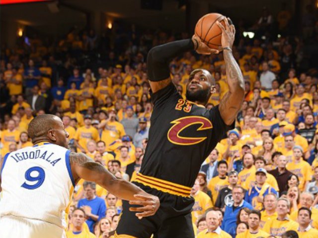 Double 41-point games from LeBron and Kyrie help Cavaliers ...