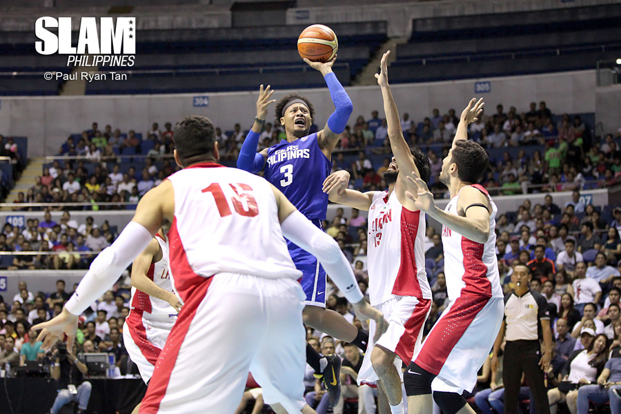 Gilas vs Iran - June 8, 2016 - PRT - 4 - Bobby Ray Parks