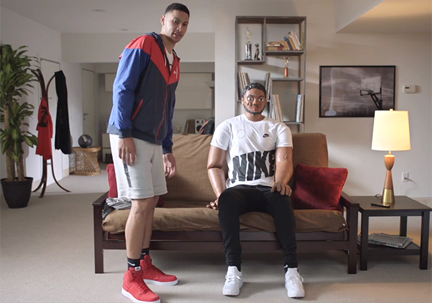 WATCH: Ben Simmons, Karl Towns, D'Angelo Russell star in new Foot Locker commercials