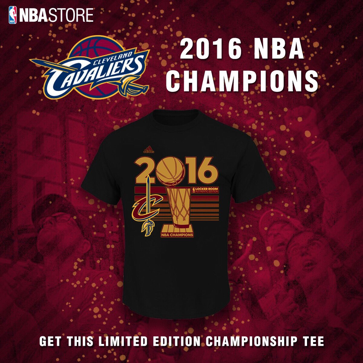 Cavs black t shirt jersey - Nba Store Ph Releases Cleveland Cavaliers Championship Shirts