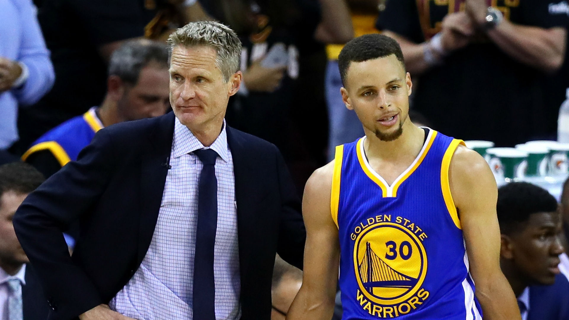Stephen Curry, Steve Kerr hit with $25,000 fines - SLAMonline Philippines