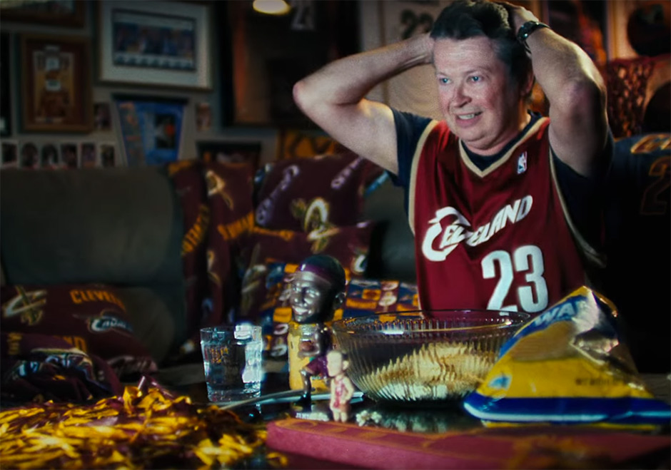 """WATCH: Nike releases """"Worth the Wait"""" video in honor of Cleveland's win"""