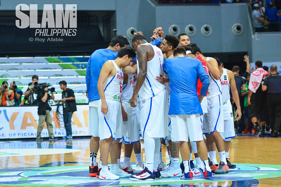 FIBA OQT Gilas-Pilipinas vs New Zealand pic 11 by Roy  Afable