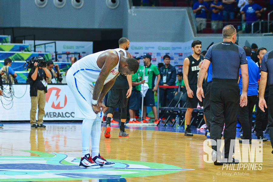 FIBA OQT Gilas-Pilipinas vs New Zealand pic 4 by Roy  Afable
