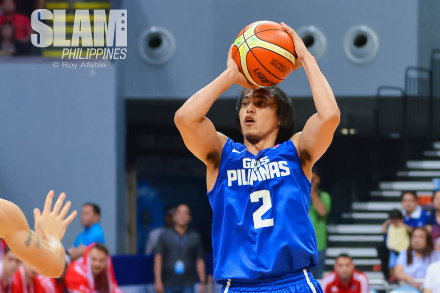 Gilas Pilipinas vs Turkey Tuneup pic 2 by Roy Afable
