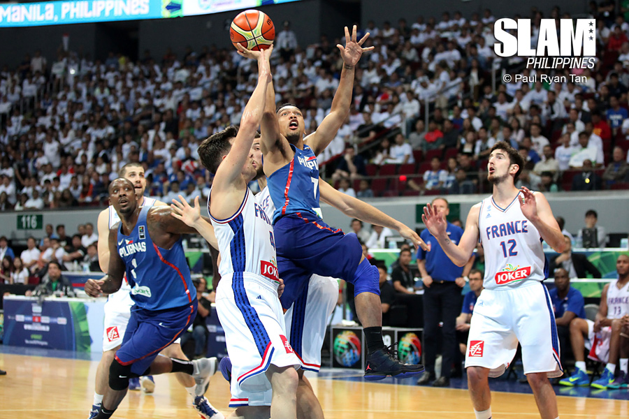 SLAM Sneaker Watch: FIBA OQT Manila Day 1