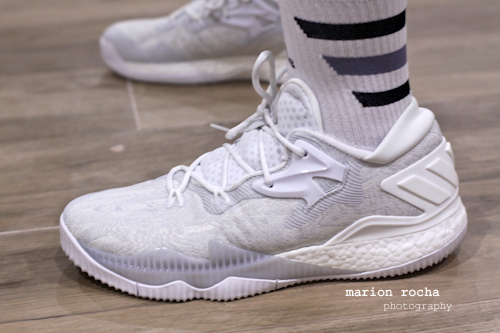 SLAM Sneaker Review: adidas Crazy Light Boost Low 2016