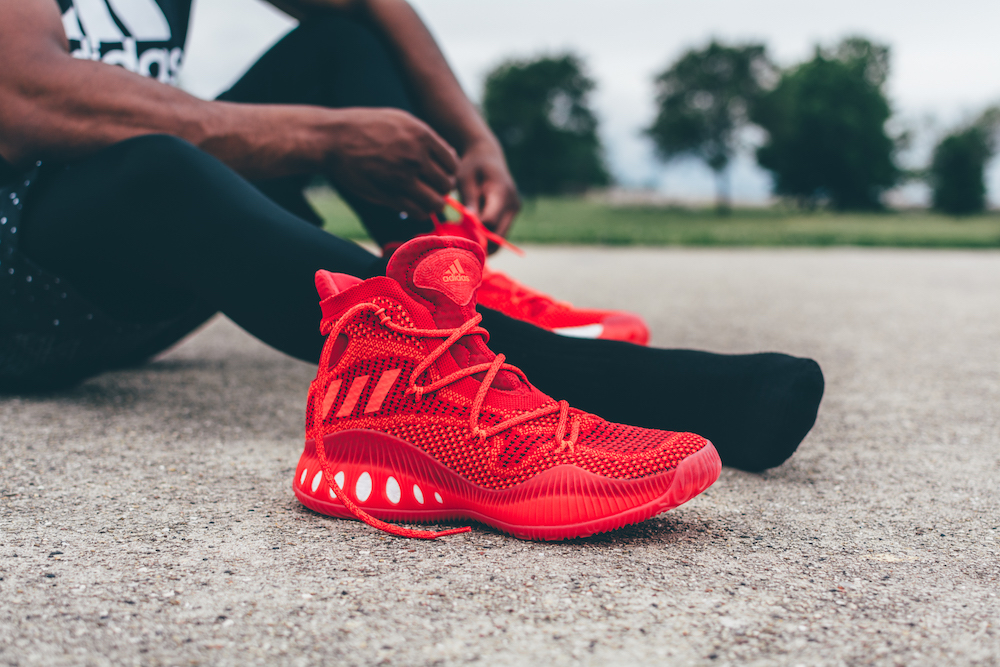 adidas launches Crazy Explosive for the next generation of basketball superstars