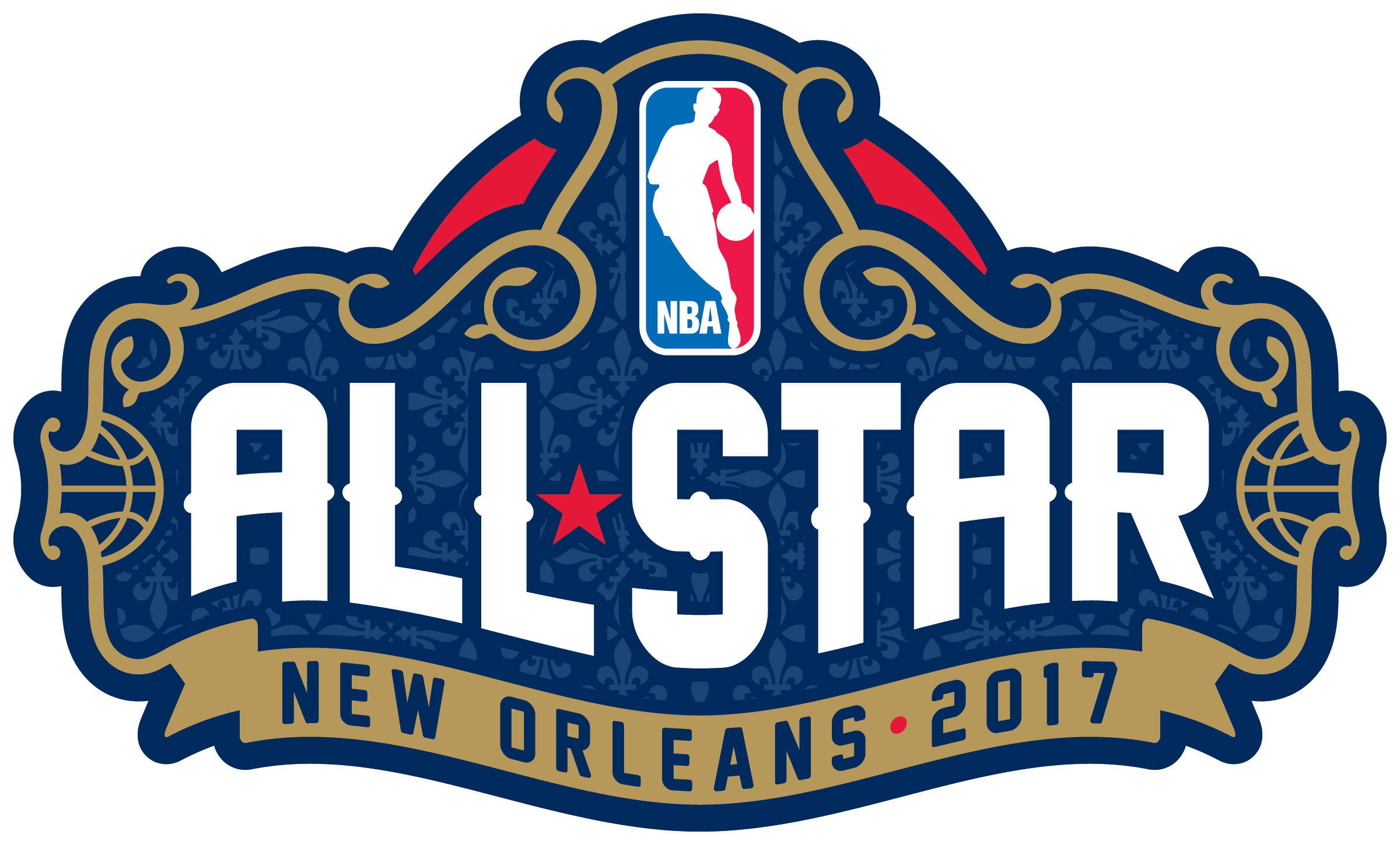 Nba Unveils New Orleans Inspired Nba All Star 2017 Logo