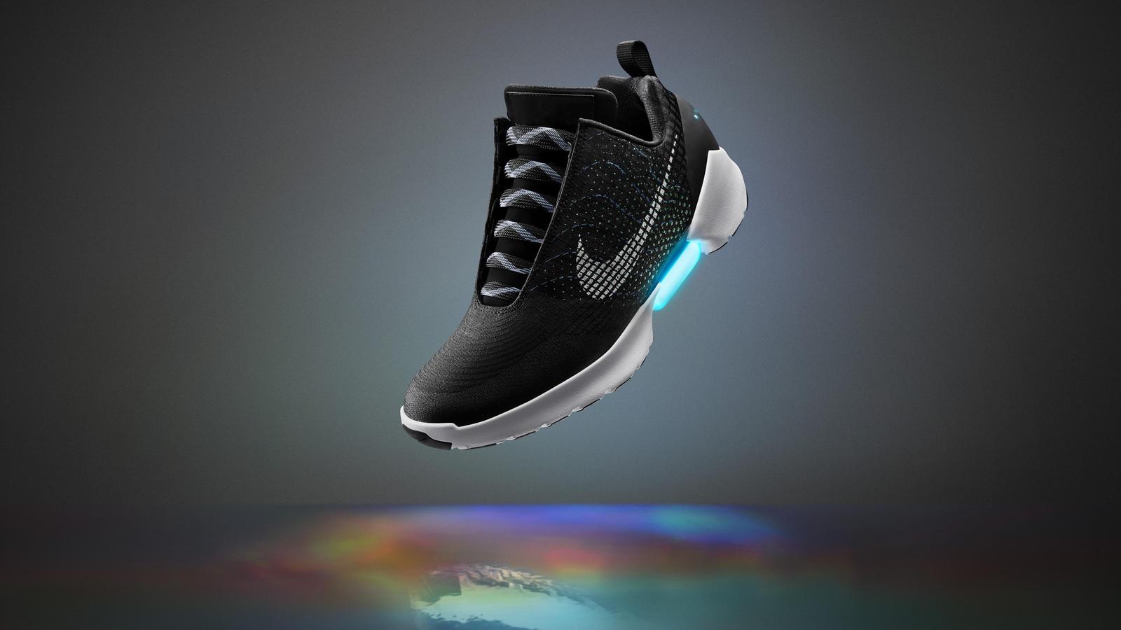 Nike Hyperadapt 1.0 manifests the unimaginable