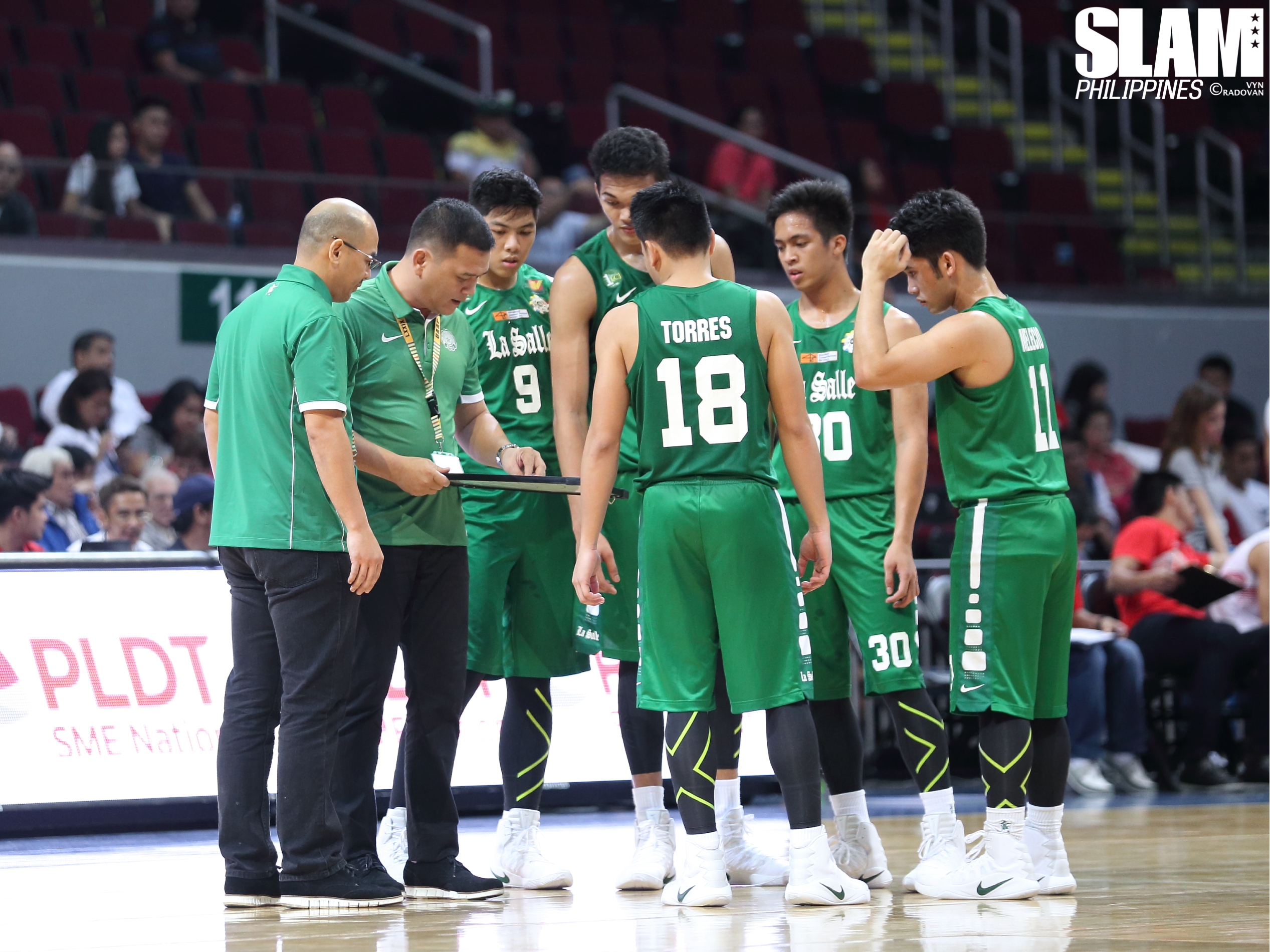 Swishes and Swooshes – The De La Salle Green Archers and their team shoes