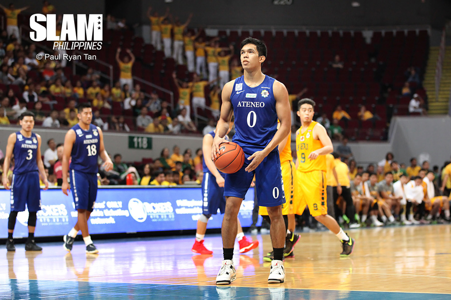 SLAM Sneaker Watch: Thirdy Ravena is our UAAP S79 round one Sneaker MVP