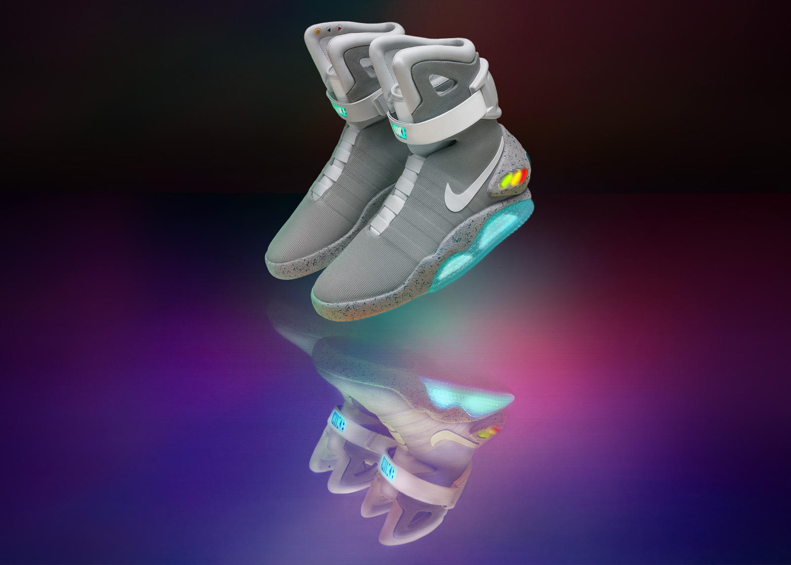 Here's how YOU can get the Nike 2016 Air Mag