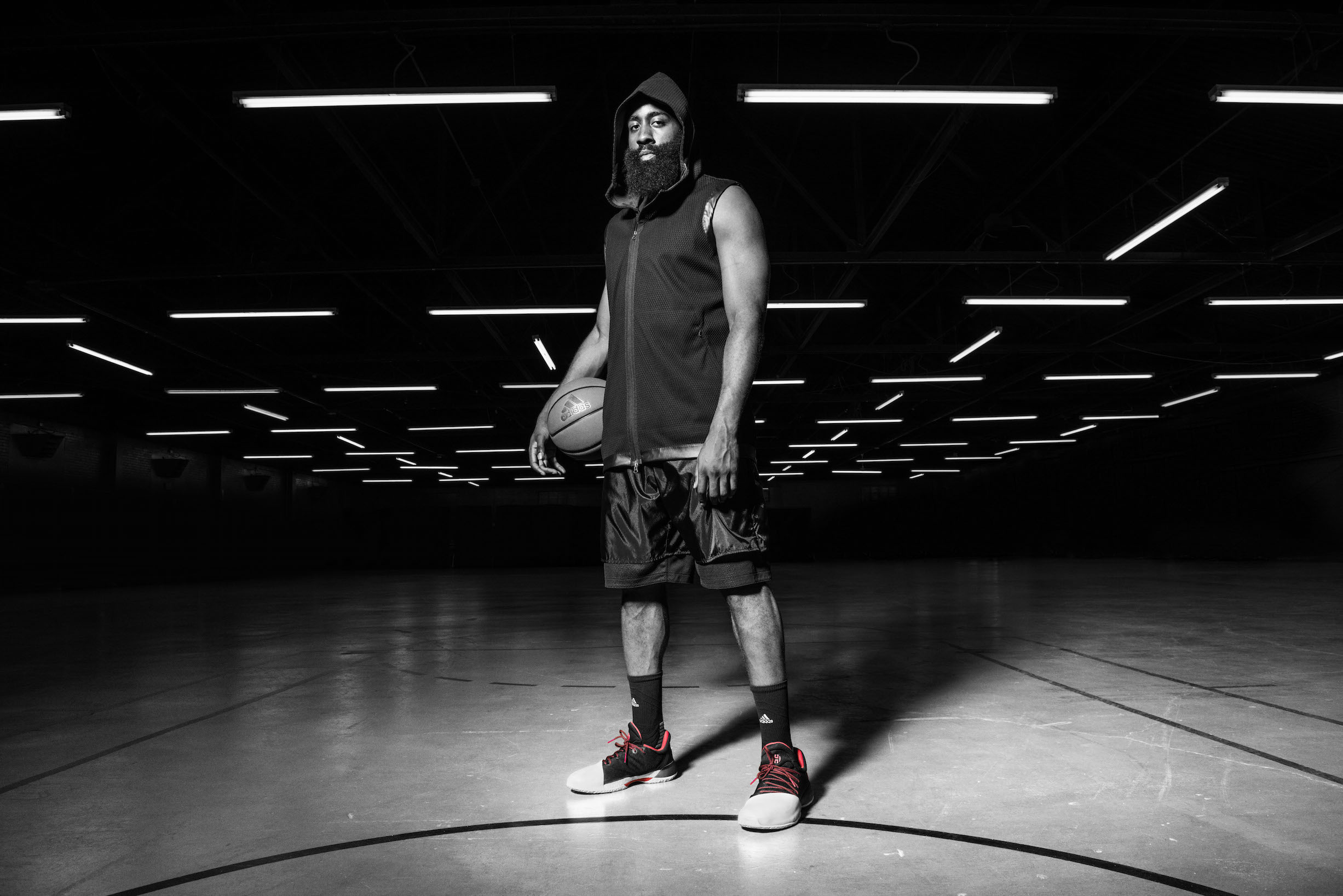 James Harden and adidas wake the game up with Harden vol. 1