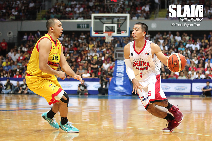 PBA - Ginebra vs Star Hotshots - February 13, 2017 - PRT - 4