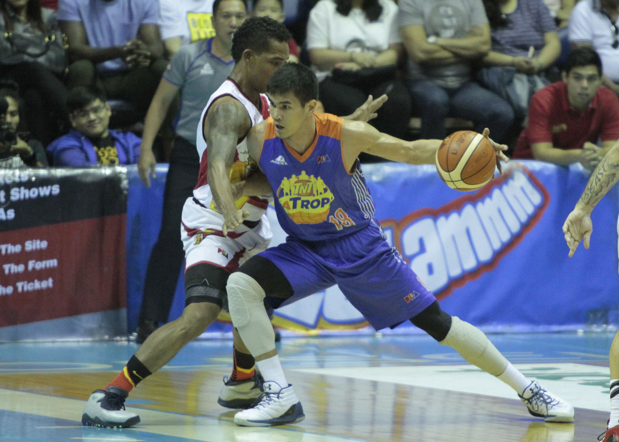 PBA - Talk 'N Text vs San Miguel Beer - Feb. 12, 2017 - KC - 1